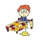 Udarea patului Enurezis nocturn